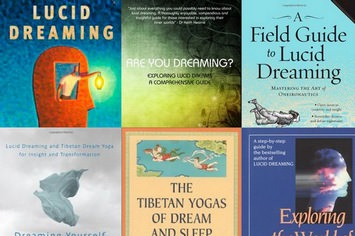 9 Bestselling Books on Lucid Dreaming