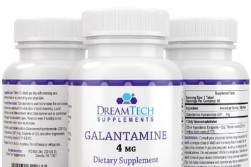Galantamine for lucid dreams